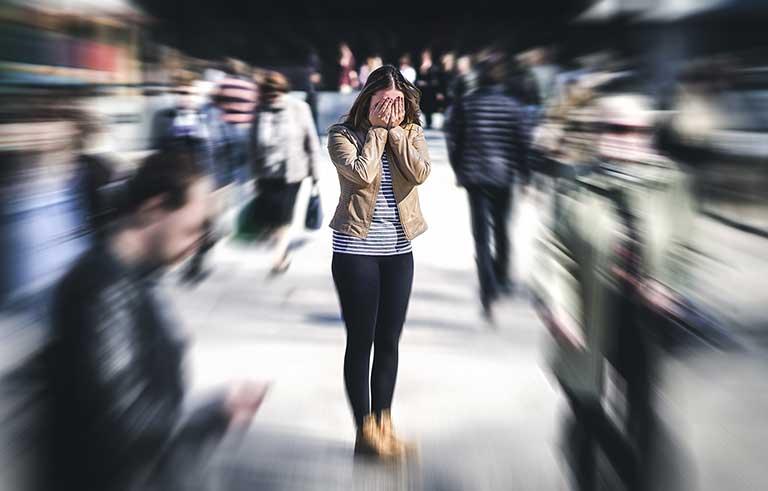 Ansia attacchi di panico fobie