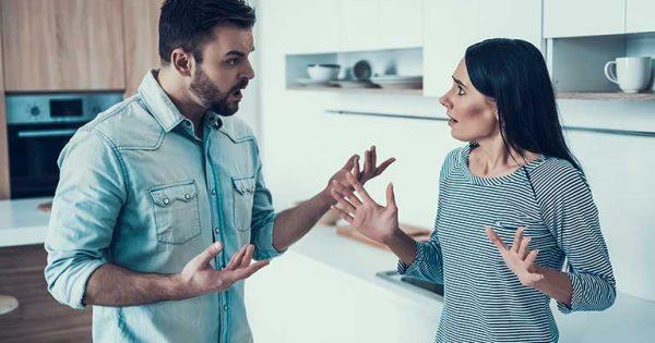litigi e conflittualità coppia