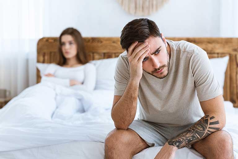 problemi sessuali maschili